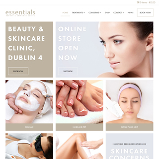 Essentials Beauty and Skin Care